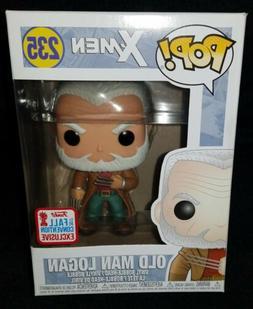Funko POP! Marvel X-Men #235 **OLD MAN LOGAN** 2017 NYCC Sha