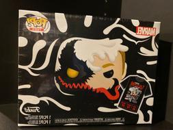 Funko Pop! Marvel XL GLOW IN THE DARK Anti-Venom  #401 Boxlu