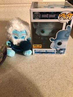Funko POP Merry Minstrel Haunted Mansion Hot Topic Exclusive