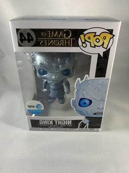 Funko POP Metallic Night King Game of Thrones AT&T Exclusive