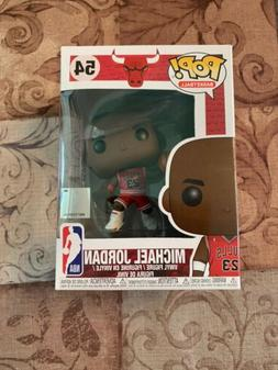Funko Pop Michael Jordan #54 NBA Basketball Bulls MJ Vinyl F