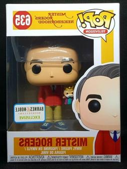Funko Pop! Television #635 - Mister Rogers w/ Puppet B&N Exc