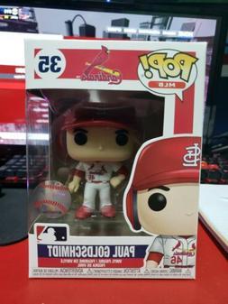 Funko POP! MLB Cardinals Paul Goldschmidt - IN STOCK - NEW