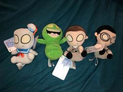 FUNKO POP Mopeez Plush Ghostbusters • Lot of 4• FREE SHI