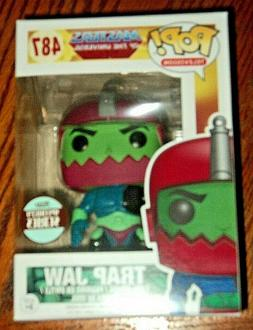 Funko Pop  Trap Jaw 487 - Specialty Series  - Excellent Cond