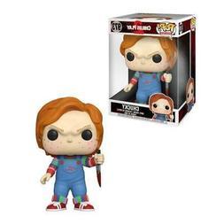 "Funko Pop! Movies - Chucky - 10"" inch Chucky. BRAND NEW. MIN"