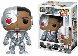 Funko POP! Movies: DC Justice League – Cyborg Toy Figure