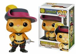 Funko Pop Movies Dreamworks Shrek 280 Puss In Boots Vinyl Fi