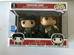 Funko POP Movies Frog Brothers Vinyl Figures The Lost Boys 2