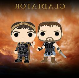 Funko Pop! Movies Gladiator - Maximus and Commodus PRE-ORDER