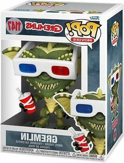 Funko Pop! Movies:Gremlins- Gremlin w/3D Glasses