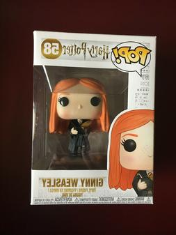 Funko Pop! Movies: Harry Potter Ginny Weasley Action Figure