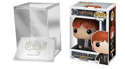 Funko Pop Movies Harry Potter- Ron Weasley Action Figure + F