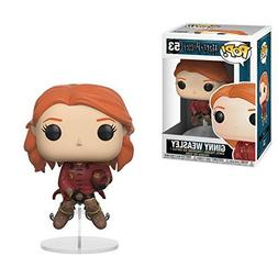 Funko 2 Pack Bundle Pop Movies: Harry Potter Ron and Ginny O