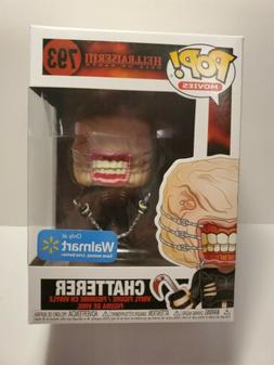 Funko POP Movies Hellraiser 3 Hell on Earth Chatterer 793 Wa