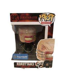 Funko POP Movies Hellraiser III: Chatterer #793 Walmart Excl