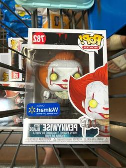 Funko POP! Movies IT Chapter 2 Pennywise with Blade #782 Wal