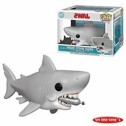 Funko Pop! Movies: Jaws - Jaws with Diving Tank 6""