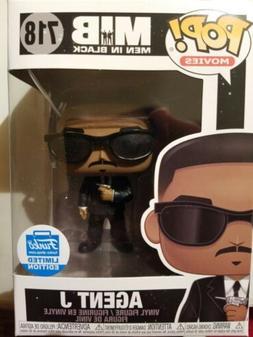 Funko POP! Movies MIB Agent J #718 Men In Black Funko Shop E