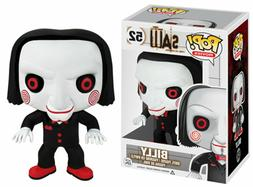 Funko POP Movies: Saw - Billy Vinyl Figure COMES WITH 2 FREE