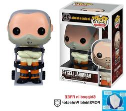 Funko POP Movies Silence of the Lambs Hannibal Lecter #25