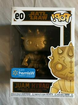 Funko Pop! Movies Star Wars 09 Darth Maul Exclusiv  Vinyl Fi