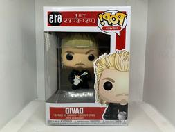 Funko Pop! Movies The Lost Boys David Noodles Vaulted Rare V