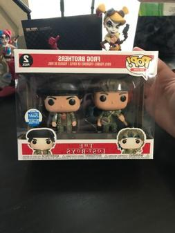 Funko Pop! Movies The Lost Boys Frog Brothers 2 Pack Funko S