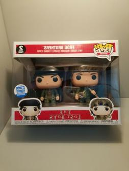 Funko PoP! Movies: The Lost Boys- FROG BROTHERS  2 pack! Fun