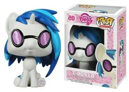 Funko Pop My Little Pony MLP DJ Pon-3 pon3 Vinyl Collectible