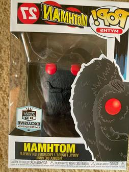 """Funko Pop Myths """"Mothman""""  HQ Exclusive In Stock Free Shippi"""
