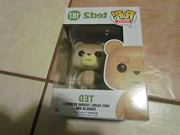 FUNKO POP NEW NIB FIGURE RARE TED2 TED MOVIES 187 REMOTE BEA