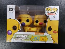 Funko Pop Nickelodeon Catdog #221