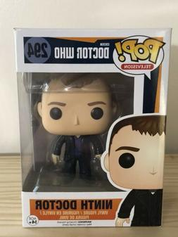 Funko POP! Ninth Doctor #294 Doctor Who Dr. Who