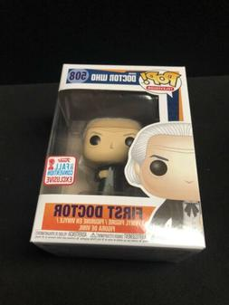 Funko Pop! NYCC 2017 Fall Convention Exclusive Dr. Who First
