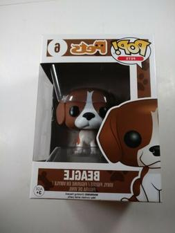 Funko POP Pets: Pets - Beagle Action Figure #6