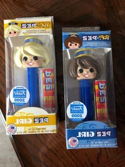 Funko Pop Pez - PEZ GIRLS - Black & Blonde Hair - Funko Shop