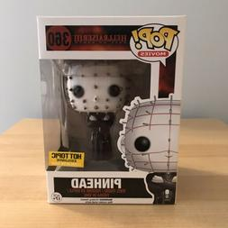 Funko Pop! Pinhead 360 Hellraiser 3 Hot Topic Exclusive With