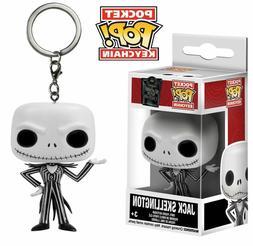 Funko Pop! Pocket Keychains Disney Jack Skellington Collecti