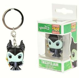 Funko Pop! Pocket Keychains Disney Maleficent Collectibles A