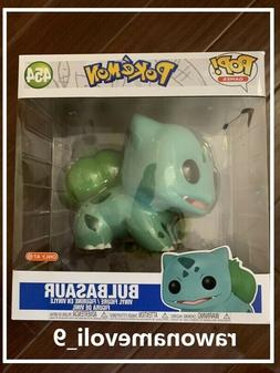 Funko Pop Pokemon Bulbasaur 10 inch #454 Target Exclusive Ne