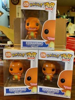 Funko Pop! Pokemon Charmander Vinyl Figure #455 - Pre-Order