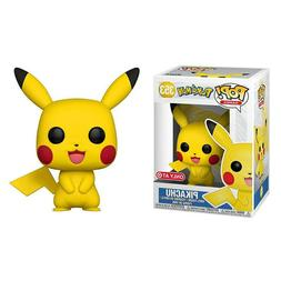 FUNKO POP Pokemon Cute Pikachu Action Figures Collection Mod