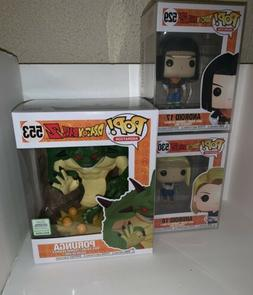 Funko Pop! Porunga 6 Inch ECCC Shared,Android 17 And 18 Drag
