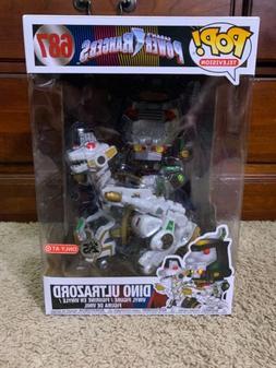 Funko Pop! Power Rangers Dino Ultrazord # 687 Target Exclusi