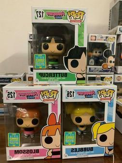 Funko Pop! POWERPUFF GIRLS SET Blossom, Bubbles & Buttercup!