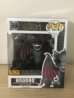 Funko POP! Red Eyes Drogon #46 Hot Topic Exclusive Game of T