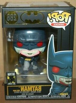 Funko POP Red Rain Batman!!! Mint!!!