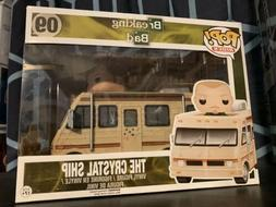 Funko Pop! Ride Crystal Ship From Breaking Bad # 9
