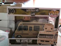 Funko POP! Rides - 09 - Breaking Bad - Crystal Ship With Jes